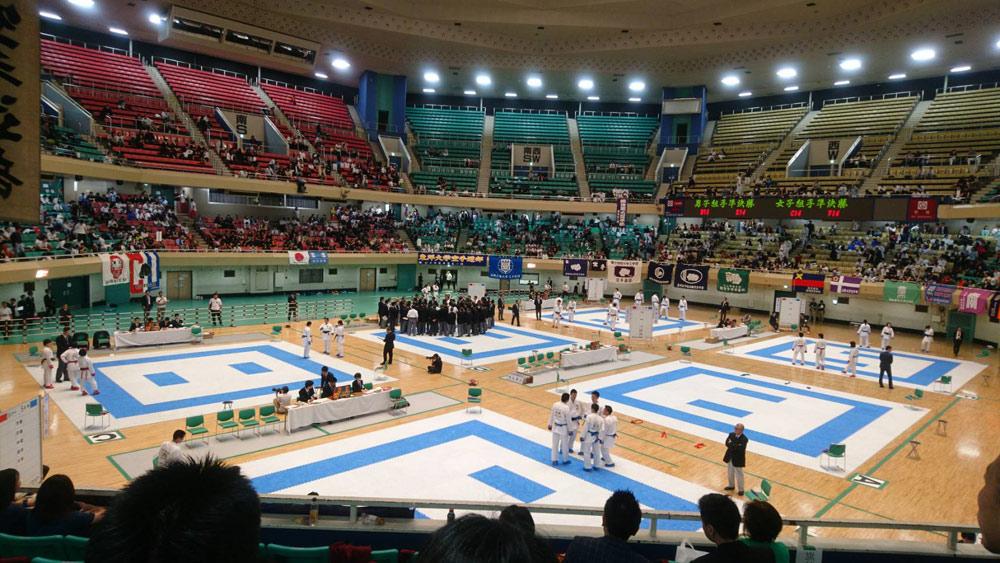 2017 5/5(金)東日本大学空手道選手権
